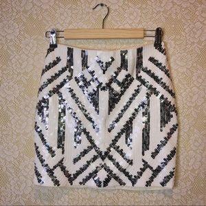 🖤🆕 Express Sequin Skirt 🆕🖤